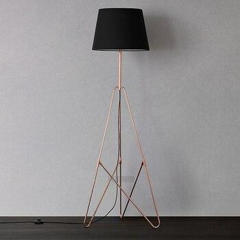 Moderne kreative eisen stehlampen wohnzimmer hotel ...
