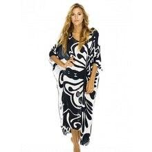 Womens Loose Maxi Long Beach Dress Cover Up