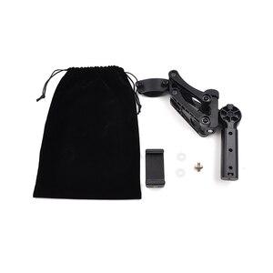 Image 5 - Câmera de bolso handheld suporte de absorção de choque suporte de vídeo estabilizador de montagem clipe de telefone para fimi palm câmera cardan acessórios