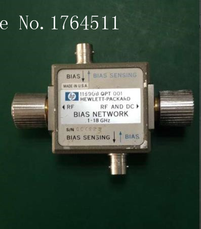 [BELLA] ORIGINAL 11590B-001 And 0.1-18GHZ DC Bias Flat Connector APC-7/BNC Female