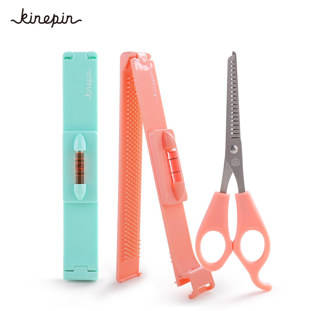 1PC New DIY Hair Styling Tools Makeup Artifact Style Hair Cutting Guide Layers Bang Hair Trimmer Clipper Clip Comb Fringe Cut велосипед merida cyclo cross 400 2018