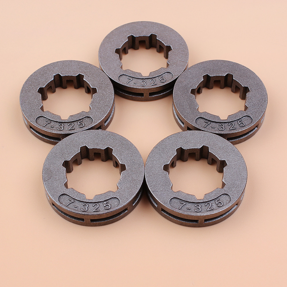 5Pcs/lot .325 Pitch 7Tooth 17mm Rim Sprocket For Stihl MS210 MS230 MS231 MS240 MS250 MS251 MS260 MS261 024 025 021 023 Chainsaw