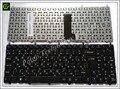 2pc/lot Russian RU Keyboard for HASEE DNS Clevo K610C K650D k590C K570N series Black laptop Keyboard