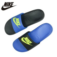 fbfb7ed19 NIKE Benassi Beach   Outdoor Sandals Summer Stability Quick-Drying Anti-chlorine  Sneakers For