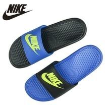 b6cb7f7c7e00 NIKE Benassi Beach Outdoor Sandals Summer Stability Quick-Drying For Men