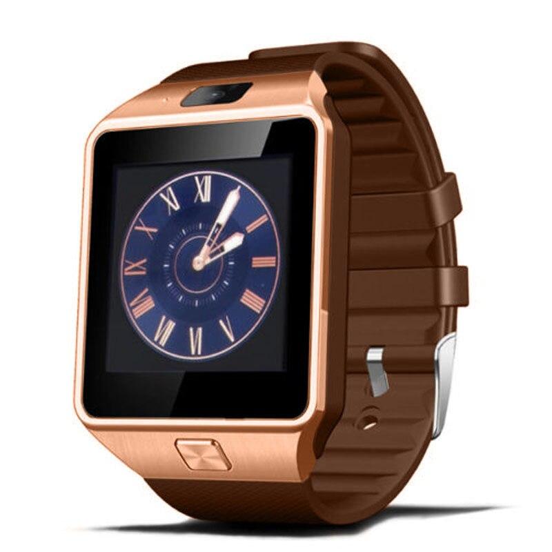 Rate Blood DZ09 GSM Smartwatch Bluetooth Digital Wrist Sport Watch Phone For iPhone Android Samsung fit bit Smart Watch