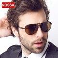 NOSSA Venta Caliente Polarizó las gafas de Sol de Lujo hombres de la Marca de gafas de Sol de Pesca Masculina Calidad Conductores Eyewear