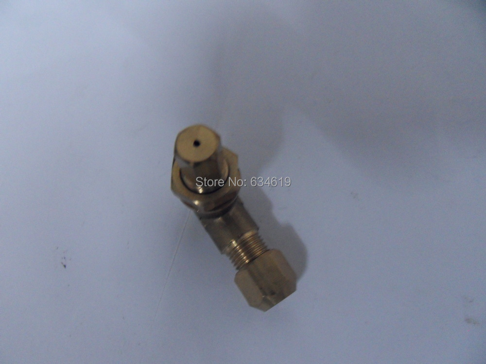 Gas Nozzle for infrared burner propane and natural gas jet orifice ...