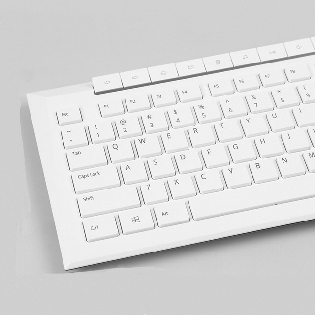 Original Rapoo Wireless Keyboard and Mouse Combo Spill-resistant