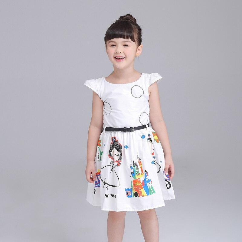 Платье с принтом комиксы