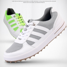 Brand PGM Adult Mens Golf Sports Mesh Shoes Light Weight & Breathable & Steady XZ035
