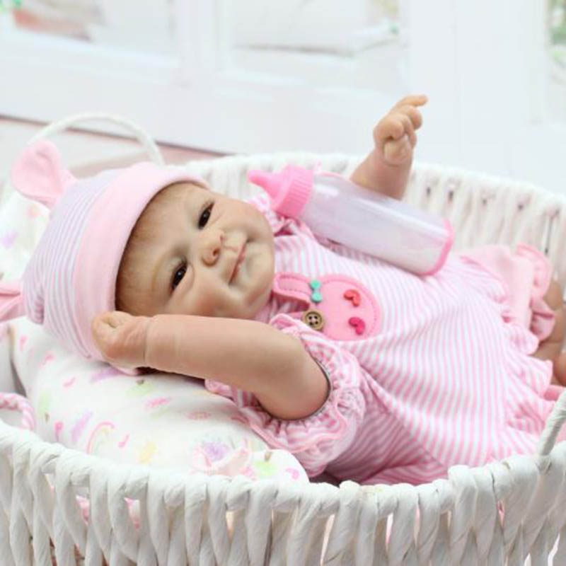 купить NPK Reborn Baby Doll 45CM/17.7