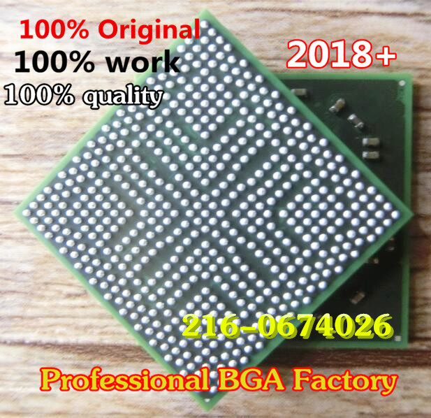 4pcs 216 0674026 216 0674026 DC 2018 100 New Original work no problem