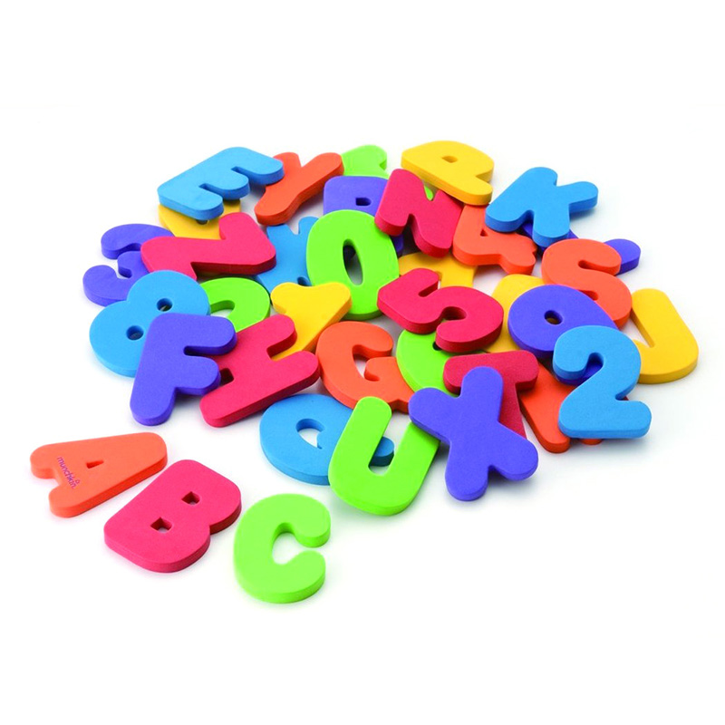 Hot-Kids-Children-Baby-Bath-Toys-water-toys-Classic-toys-Educational-36pcsset-26-Letters-10-Numbers-11-254-3