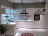 melamine/mfc kitchen cabinets(LH ME045)