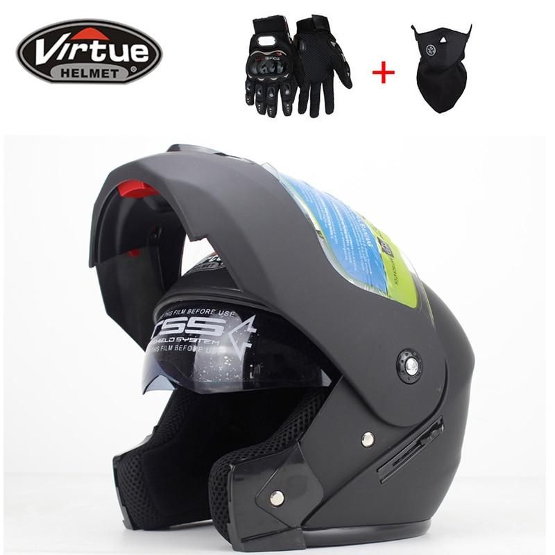 Free shipping casco capacetes double dual lens helmet motorcycle helmet full face helmets downhill racing helmets