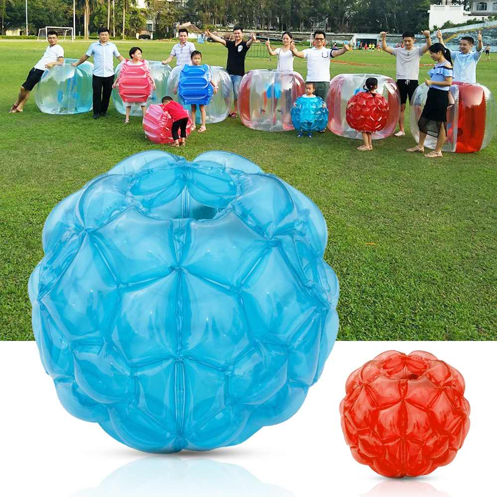 Inflatable Bubble Ball Outdoor Activity Body Collision Ball For Kids Funny PlayingInflatable Bubble Ball Outdoor Activity Body Collision Ball For Kids Funny Playing