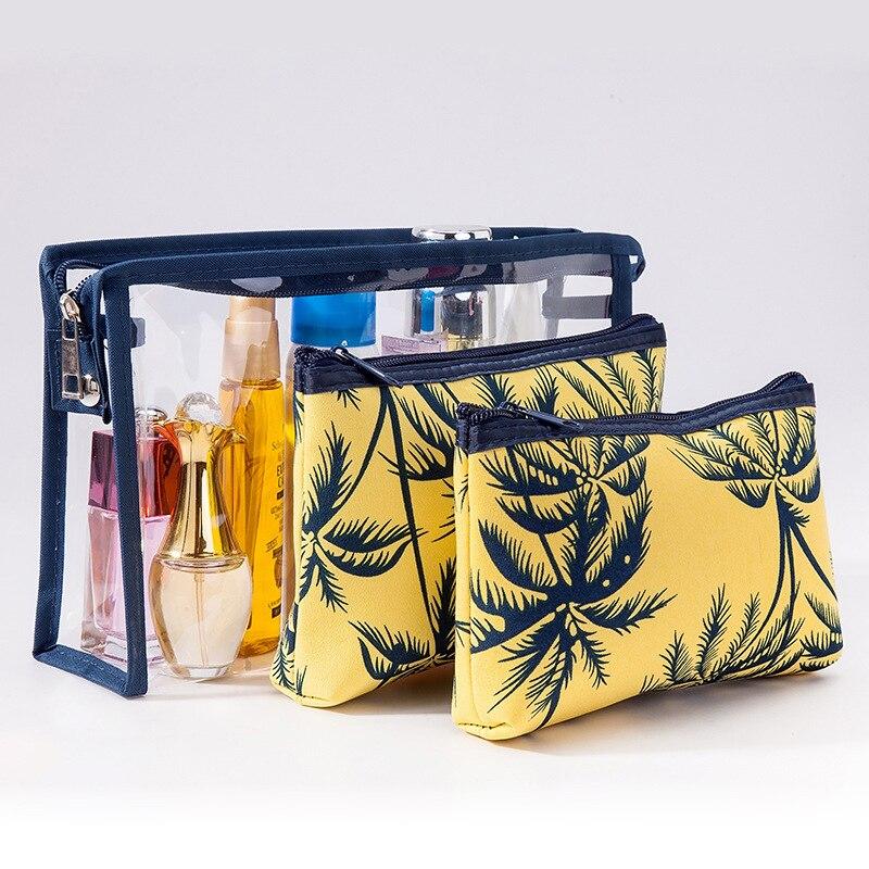 Beutel los Kosmetische Sätze Lagerung Make Damen Make up Taschen Reise 50 Frauen Up Sack Tragbare Nette Pouchs Tasche Mädchen Druck vRgBxxq