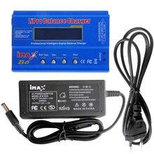 12 v 5a 전원 공급 장치가있는 80 w imax b6 lipo 배터리 디지털 밸런스 충전기