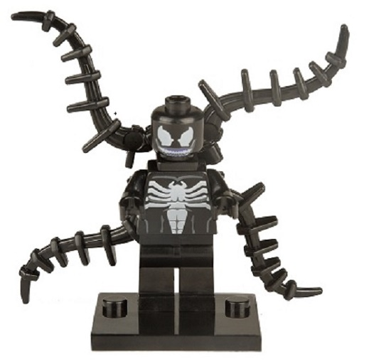 Single Sale Super Heroes Venom Batman Captain America Bricks Action Building Blocks Collection Toys for children Gift XH 014 single sale super heroes red skull mandarin thor grandmaster valkyrja bricks action building blocks children gift toys xh 709