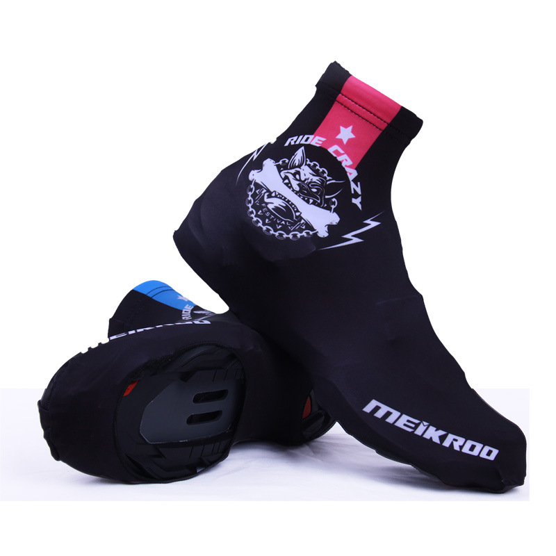 Waterproof Shoe Covers Lycra Boots Covers Mens Road Bicycle Bike Rain Cover For Shoes