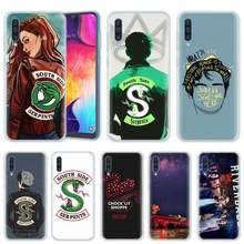 TV Riverdale SouthSide Case for Samsung A50 A70 A60 A40 A30 A20 A20e A10 M30 M20 M10 A7 A9 2018 Silicone TPU Phone Cover Coque(China)
