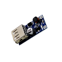 DC – DC booster module (0.9 V to 5 V) 5V 600ma USB booster circuit board mobile power booster module