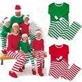 Pijama Mujer Hombre Pijamas Ropa de Navidad Tops Hombre-Mujer ropa de Dormir homewear Pijamas Conjuntos Traje de Noche para las mujeres