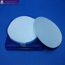 50pcs/lot 0.45 or 0.22um 50mm Acetate cellulose membrane 50 mm membrane filter with grid