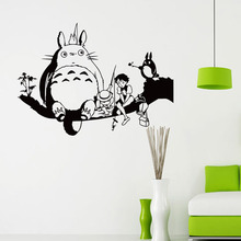 Totoro Removable Wall Stickers