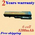 JIGU Аккумулятор Для Ноутбука Lenovo B570 G460G G465 G465A G470 G475 G565 G570 G575 B570 G565 LO9S6Y02 L08S6Y21 KB3007 LO9L6Y02