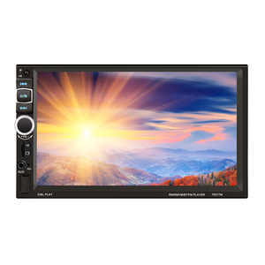 Image 3 - HEVXM 7031TM 2 Din Touch Screen Car MP5 Player  Universal Auto Radio Stereo Car Audio Video Multimedia Player  Mirror link