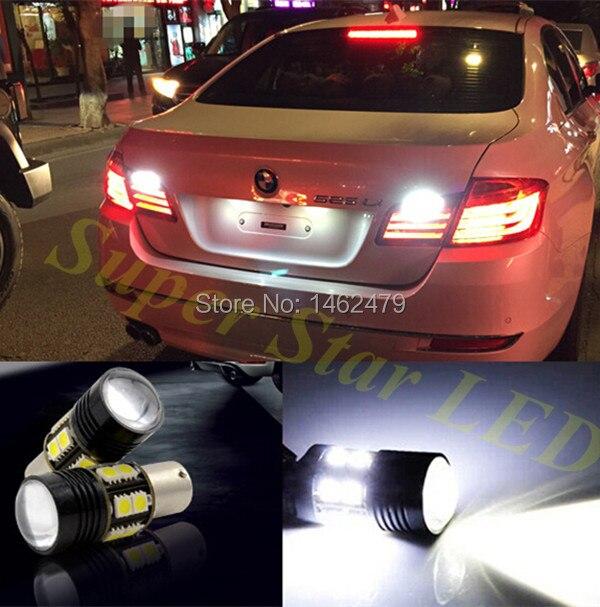 Pair  White 6000K 1156  BA15S  P21W Canbus No Error Car LED  Rear Reversing Tail Light Bulb   For  BMW 3 SERIES E30 E36 E46 tesys k reversing contactor 3p 3no dc lp2k1201kd lp2 k1201kd 12a 100vdc lp2k1201ld lp2 k1201ld 12a 200vdc coil