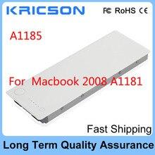 """Оригинальная новая батарея для Apple 1"""" Macbook A1185 A1181(середина/конец 2006, середина/конец 2007 раннее/конец 2008 раннее/Середина 2009"""