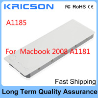original New Battery For Apple 13 Macbook A1185 A1181 (Mid./ Late 2006, Mid / Late 2007 Early / Late 2008 Early / Mid2009)