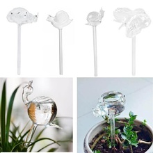 Устройство для автоматического самополива растений, цветов и воды из прозрачного стекла