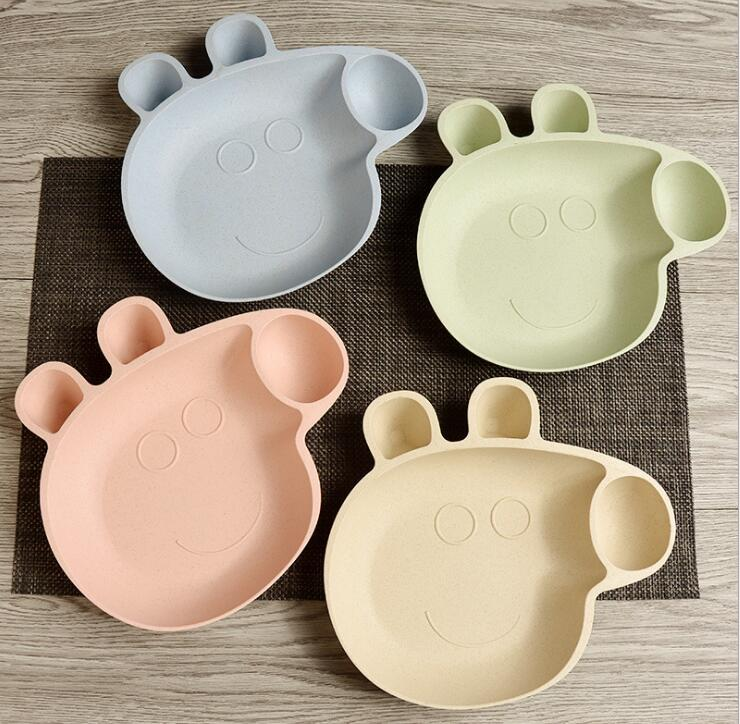 plate Peppa Pig tableware Cartoon cute baby dishes tray creative bowl spoon-in Dishes \u0026 Plates from Home \u0026 Garden on Aliexpress.com | Alibaba Group & plate Peppa Pig tableware Cartoon cute baby dishes tray creative ...