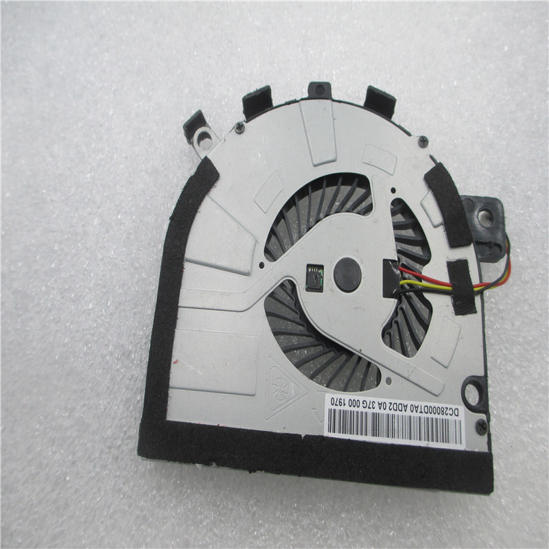 Brand New CPU Cooling Fan til Toshiba Satellite M40T M50-A M40-A M40T-AT02S AB07505HX060300 CWZRMAA DC28000DTA0