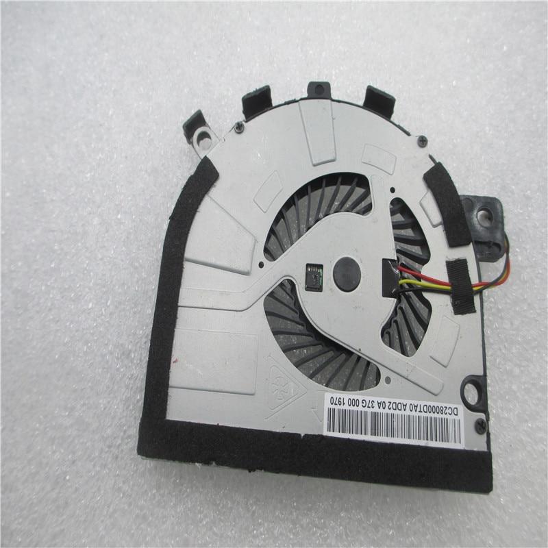 Zbrusu nový CPU Chlazení ventilátor pro Toshiba Satellite M40T M50-A M40-A M40T-AT02S AB07505HX060300 CWZRMAA DC28000DTA0