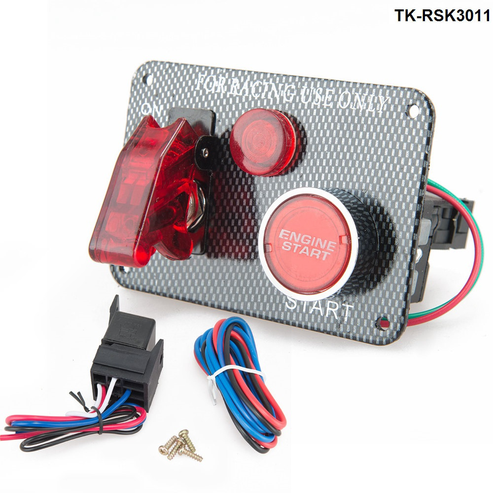 Reduced Zx 750 Bred Switch 9a54d B277a Panel Engine Start Push Button How To Wire A Spain Great 12v Racing Car Toggle Ignition Led Tk