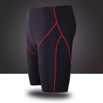 SharkSkin Water Repellent Men Long Swimming Trunks Brand Sprot Short Man Swimsuit Pant Racing Briefs M-5XL