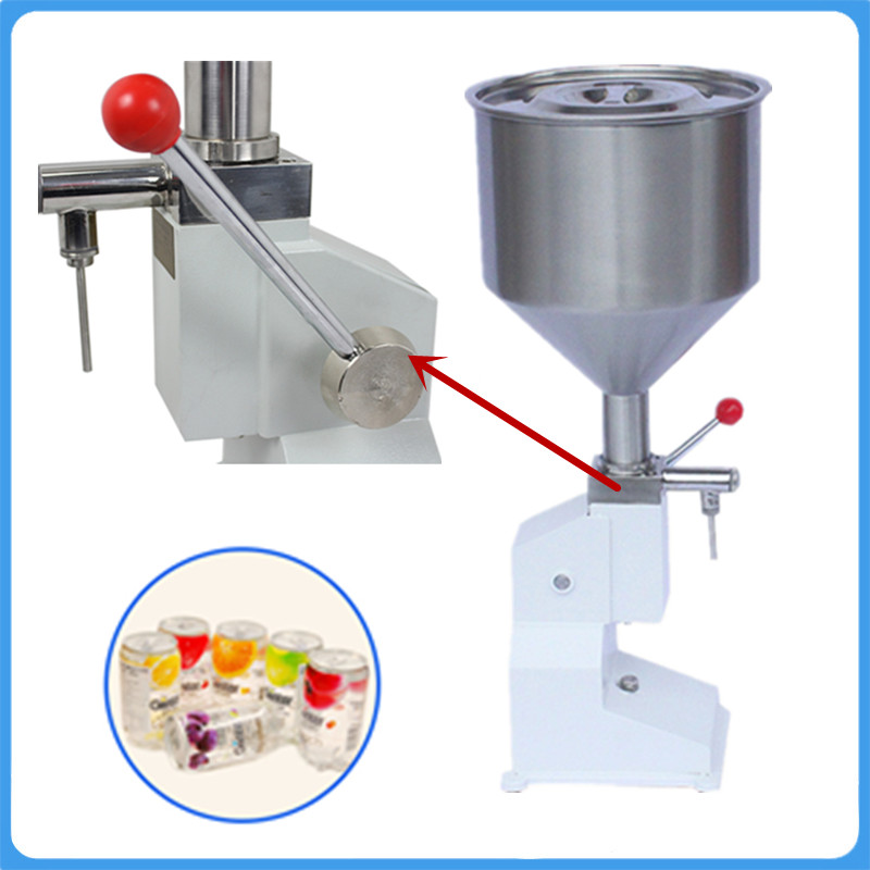 Home Use Hand Pressure Filling Machine Manual Filling Machine Liquid Filling Machine Liquid Filling Machine economic and practical manual cream paste filling machine manual liquid filling machine 5 50ml manual liquid filler factory