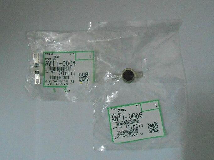 2 pièces AW11-0064 AW11-0066 de fusion thermostat Pour Ricoh MP7500 8000 5500 7001 8001 9001 2075 1075 Température contrôle d'assurance