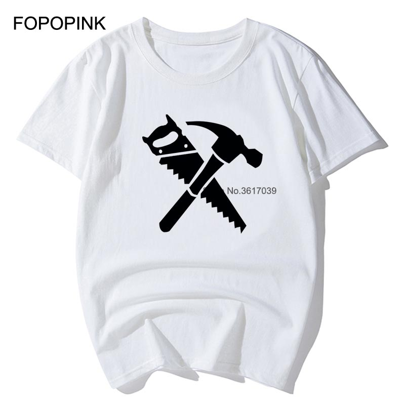 T-Shirt Men Summer Tops Casual Pure Cotton Fortnite Game Arms Printed MenS Tshirts Camiseta Masculina T-Shirts Tops Tees Z45 ...