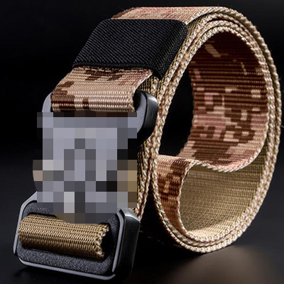 3.8cmx115cm Nylon Military Tactical Belts Nylon Military Waist Belt With Metal Buckle Adjustable For VIP DLY009