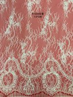 top grade French Lace Chantilly Lace fabric sewing L1855 1 stretch elastic Swiss lace nice Wedding bridal deco