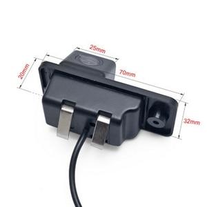 Image 4 - Wodoodporna kamera cofania samochodu HD dla Audi A3 A4 A6 A8 Q5 Q7 A6L Night Vision Auto kamera cofania pojazdu kamera parkowania