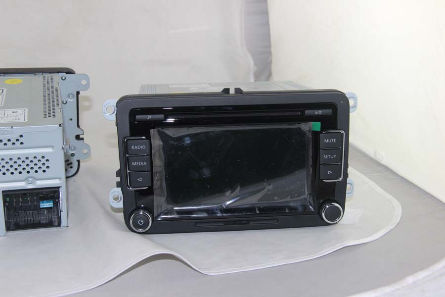 vw original oem car support usb camera rvc radio golf 5 6. Black Bedroom Furniture Sets. Home Design Ideas