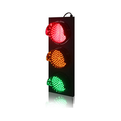 High quality cheap price  cold-rolled plate mini 200mm red green yellow LED signal traffic light