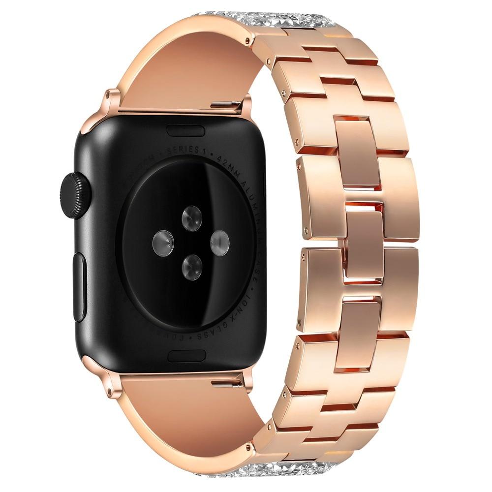 Bracelet Femme Apple Watch Luxury Cristaux
